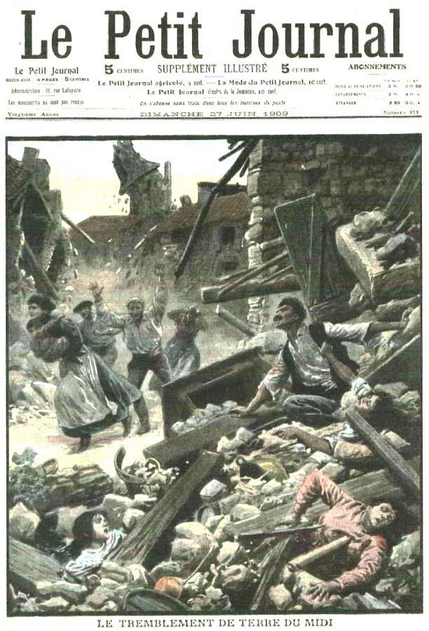 Tremblement de terre en provence - Le journal de la provence ...